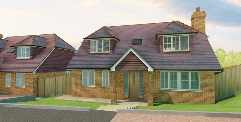 3 Bedrooms Detached House for sale in The Ridgewaye, Southborough, Tunbridge Wells