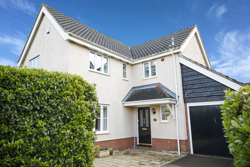 4 Bedrooms Detached House for sale in Horsbeck Way, Horsford