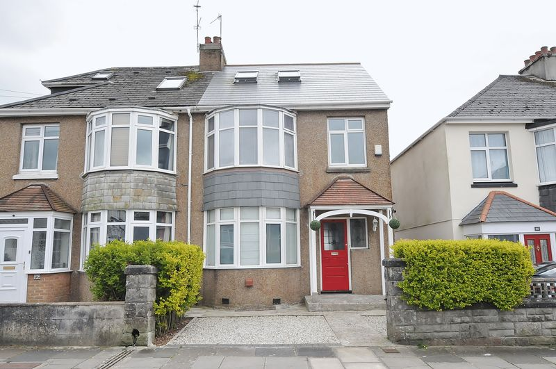 4 Bedrooms Semi Detached House for sale in South Down Road, Plymouth. Well presented 4 bed family home.