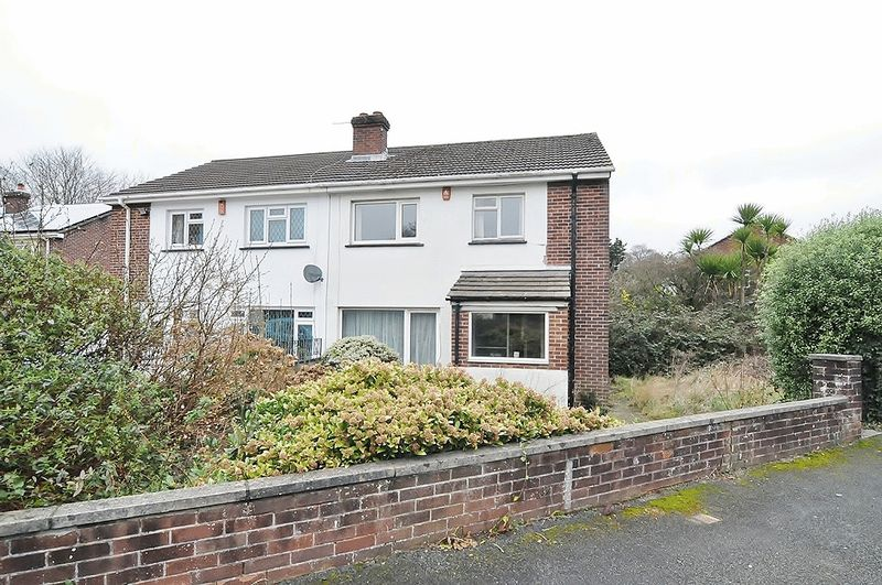3 Bedrooms Semi Detached House for sale in St Erth Road, Plymouth. 3 Bed family home in need of work.