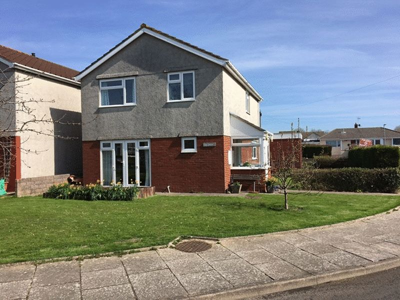 4 Bedrooms Detached House for sale in Channel Close, Rhoose