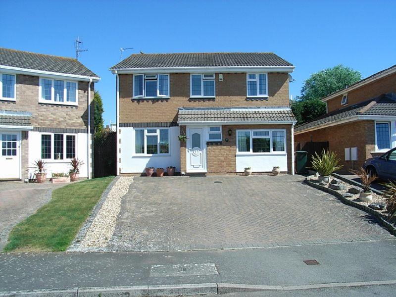 4 Bedrooms Detached House for sale in Murlande Way, Rhoose