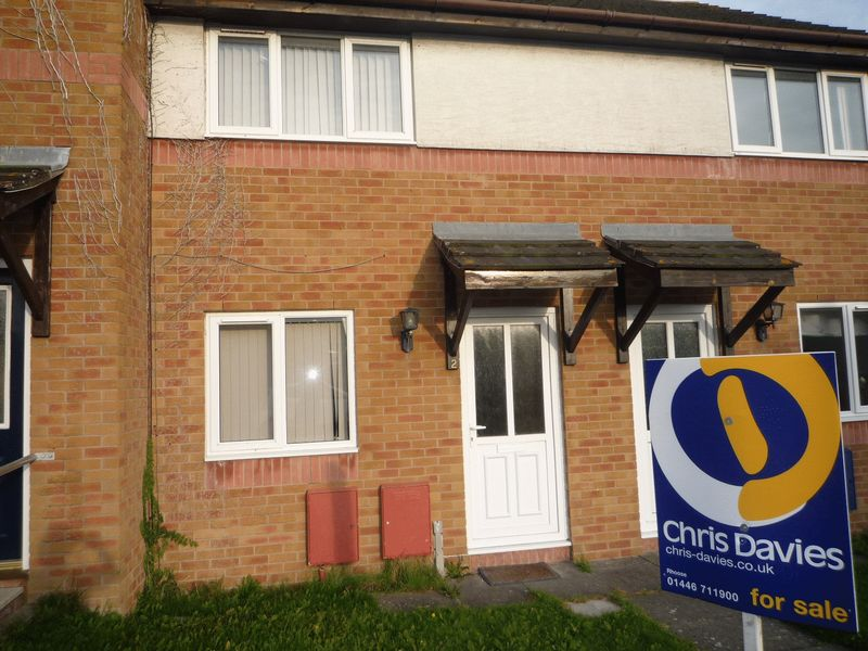 2 Bedrooms Terraced House for sale in Hearte Close, Rhoose