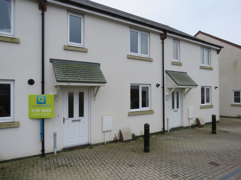 2 Bedrooms Terraced House for sale in Probus, Nr. Truro