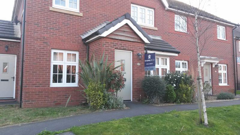 2 Bedrooms Flat for sale in Thomas Street, Newtown, Wigan