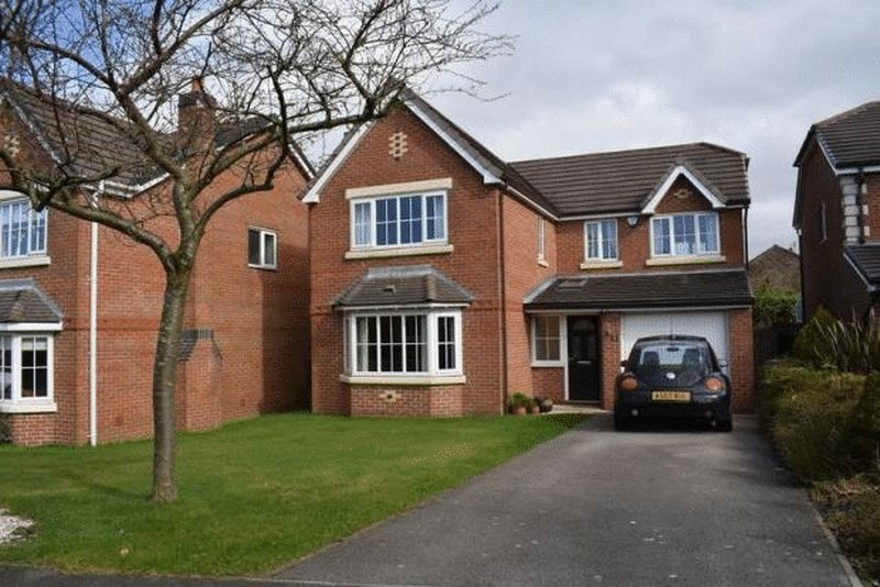 4 Bedrooms Detached House for sale in Bennett Drive, Orrell, Wigan