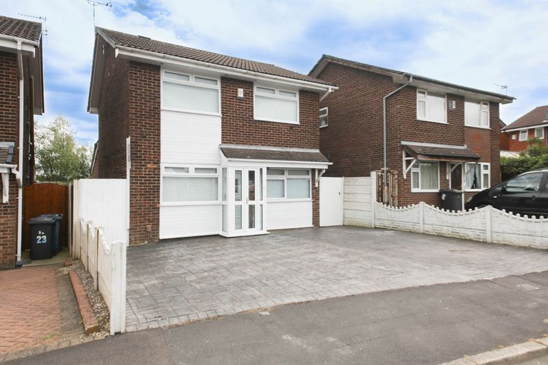 Whitecroft Road, Hawkley Hall, Wigan, WN...