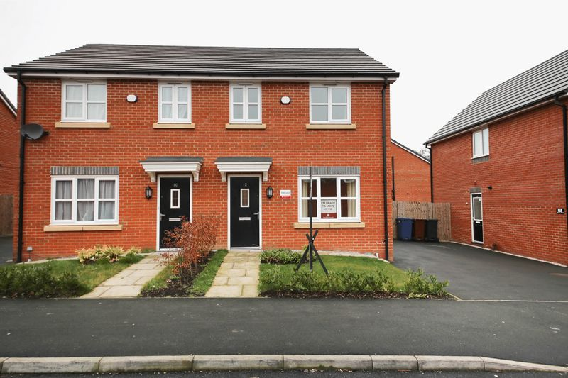 3 Bedrooms Semi Detached House for sale in Laurel Street, Newtown, Wigan