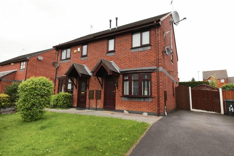 2 Bedrooms Semi Detached House for sale in Cliftonmill Meadows, Warrington