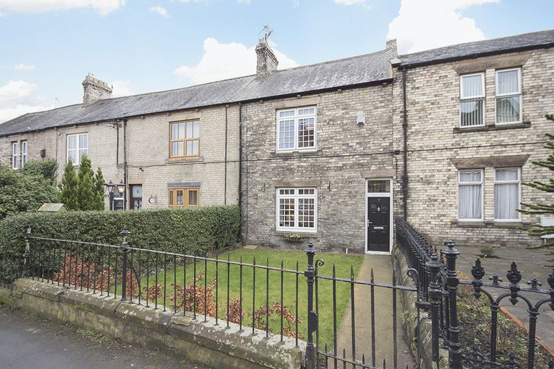 3 Bedrooms Terraced House for sale in Laburnum Terrace, Wylam