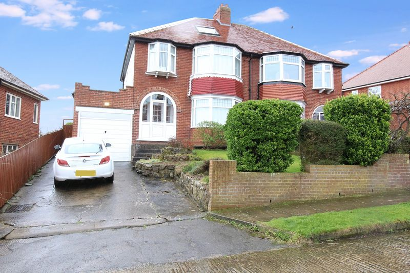 3 Bedrooms Semi Detached House for sale in Cornelian Drive, Scarborough