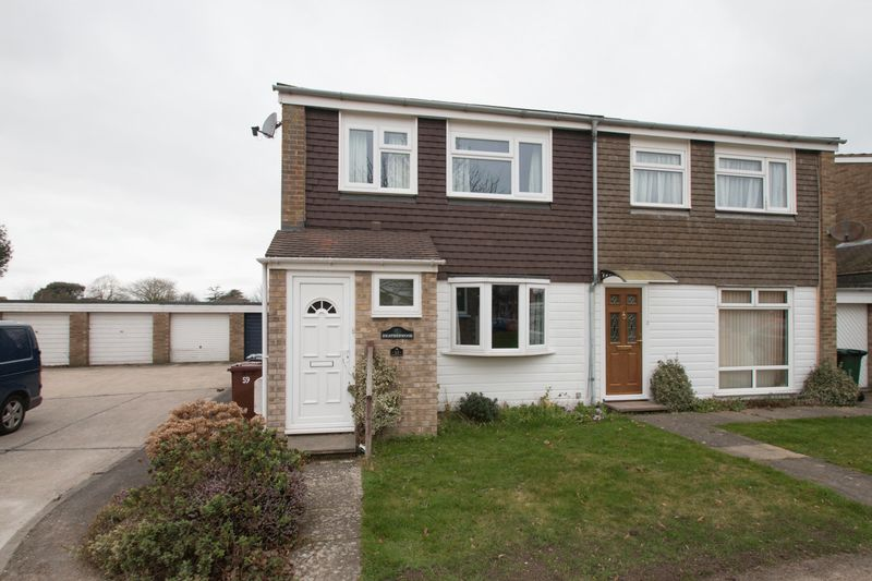 3 Bedrooms Semi Detached House for sale in Little Breach, Chichester