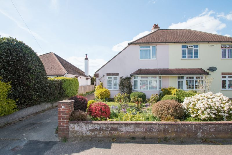 4 Bedrooms Semi Detached House for sale in Parklands Road, Chichester