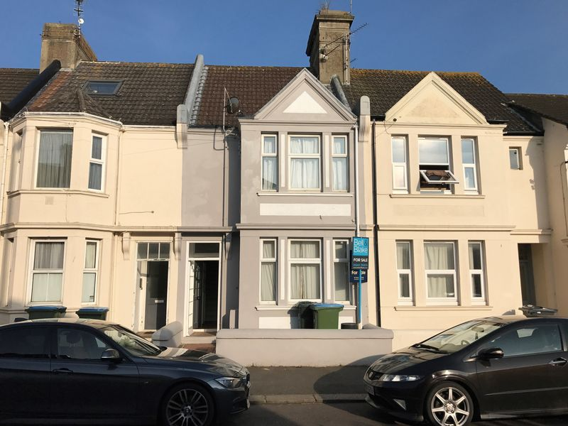 3 Bedrooms Terraced House for sale in Argyle Road, Bognor Regis