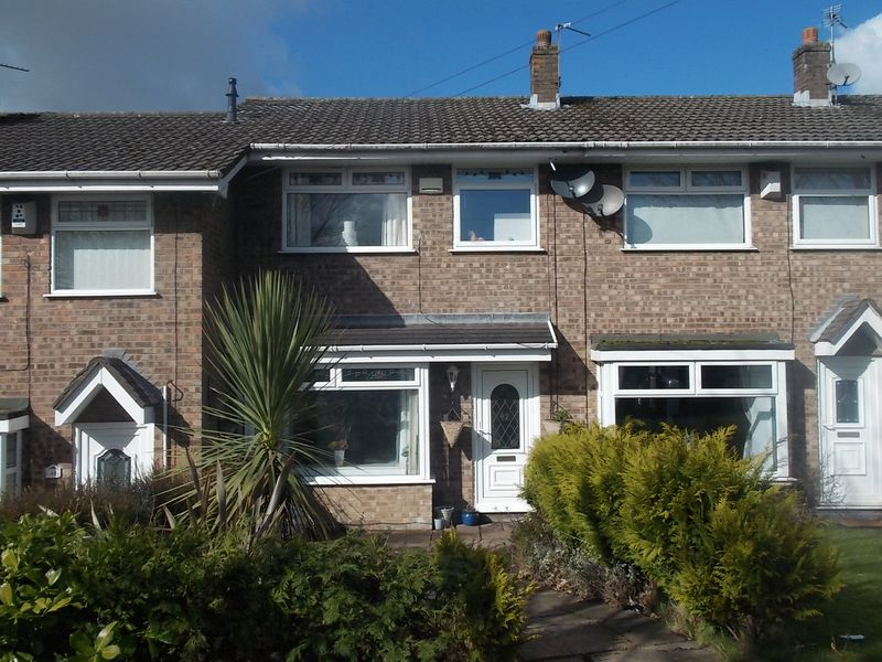 3 Bedrooms Terraced House for sale in Fellbridge Close, Bolton