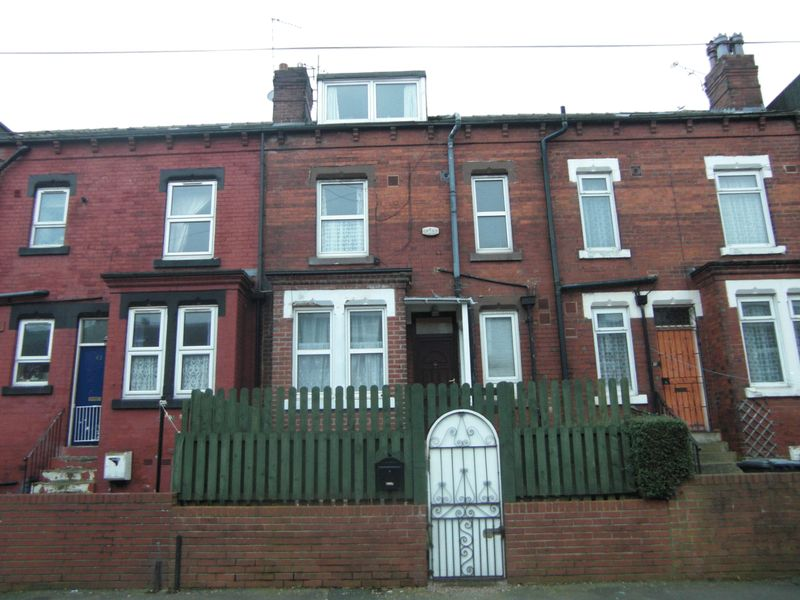 2 Bedrooms Terraced House for sale in Sutherland Terrace, Leeds