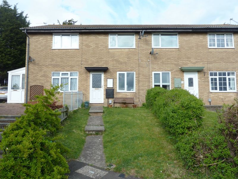 2 Bedrooms Terraced House for sale in Nordale Rise, Barry