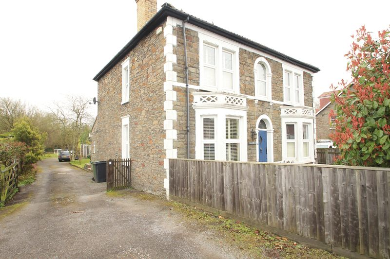 4 Bedrooms Detached House for sale in Bath Road Bitton Bristol