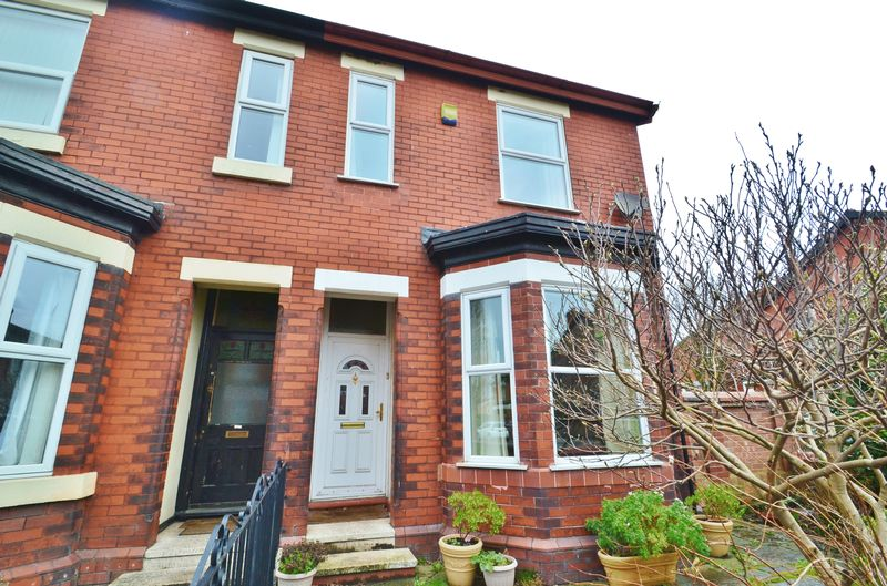 3 Bedrooms Terraced House for sale in Barton Lane, Manchester