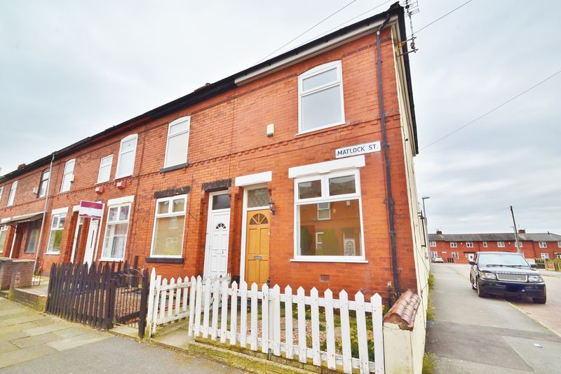 2 Bedrooms Terraced House for sale in Matlock Street, Manchester