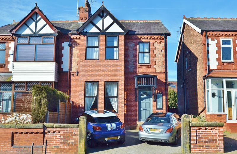 4 Bedrooms Semi Detached House for sale in Claremont Road, Salford