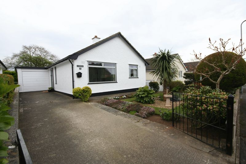 2 Bedrooms Detached Bungalow for sale in Dwyran, Anglesey