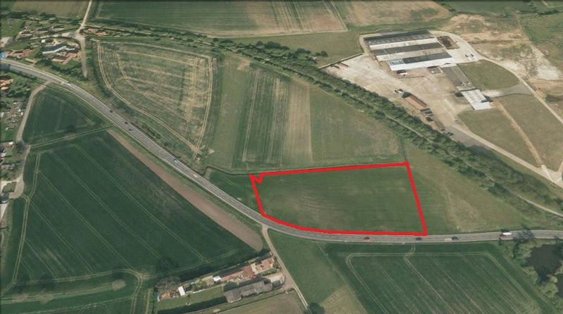 Property for sale in Approx 2.5 Acres Of Recreational / Paddock Land, Belton
