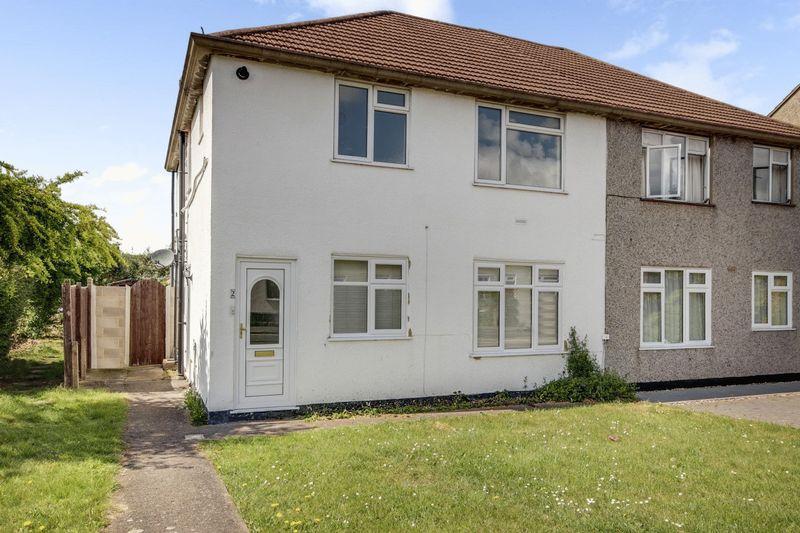 2 Bedrooms Flat for sale in Burr Close, Bexleyheath
