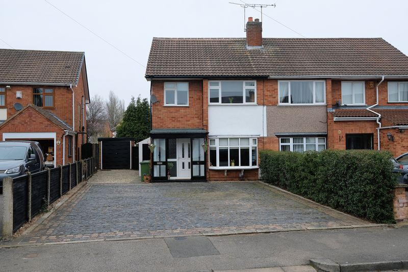 3 Bedrooms Property for sale in Stonewell Crescent, Nuneaton