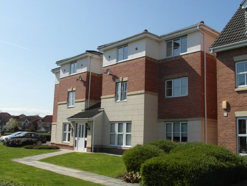 2 Bedrooms Flat for sale in Weavers Chase, Wakefield