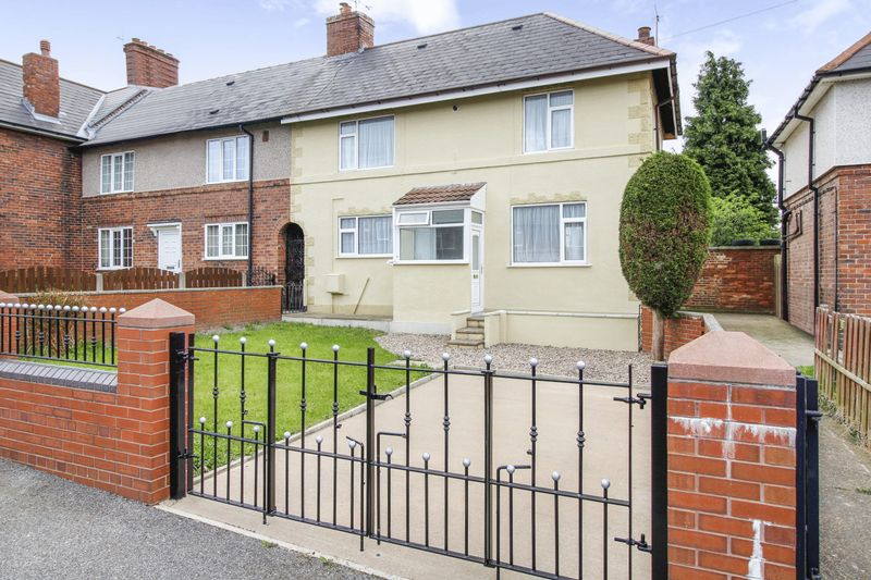 2 Bedrooms Terraced House for sale in Deightonby Street, Rotherham