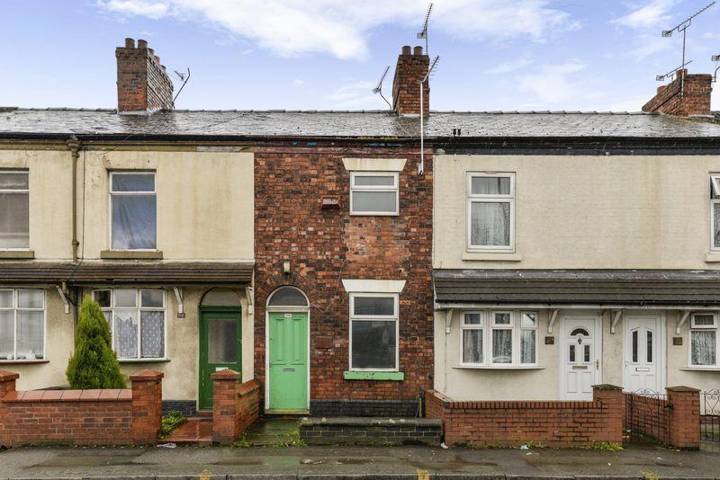 2 Bedrooms Property for sale in West Street, Crewe