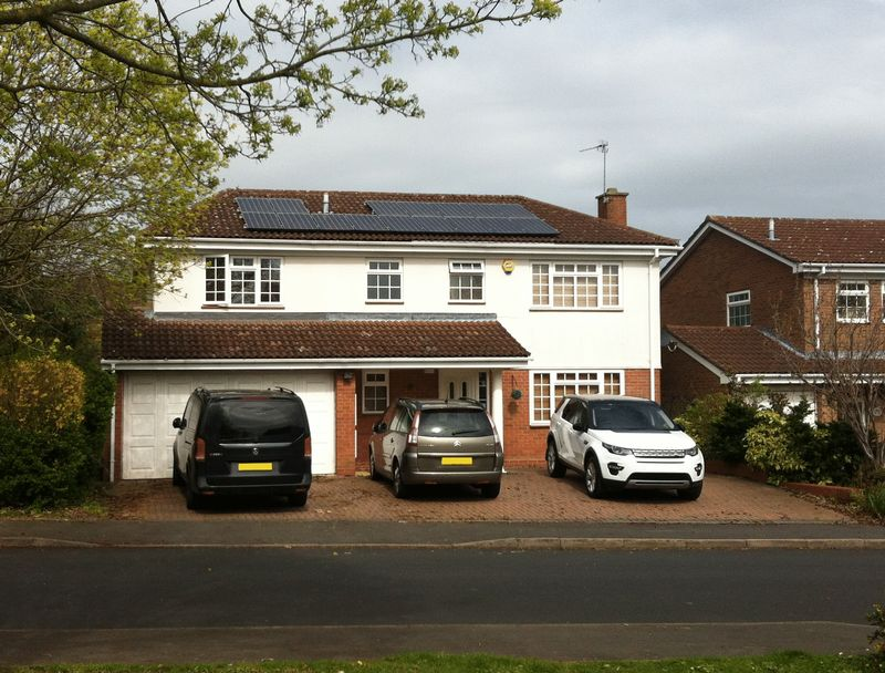 6 Bedrooms Detached House for sale in Merstal Drive, Solihull