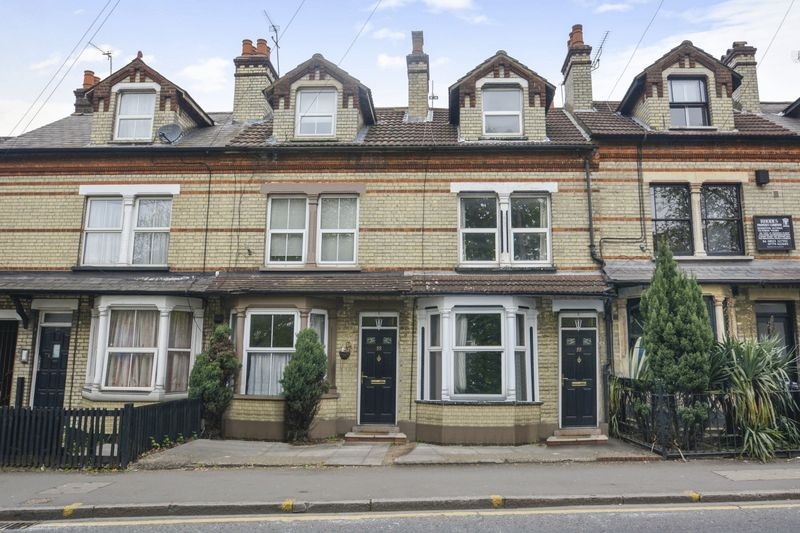 4 Bedrooms Terraced House for sale in Vicarage Road, Watford