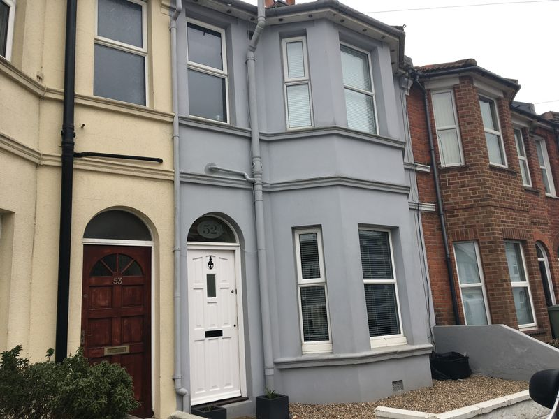 3 Bedrooms Terraced House for sale in Salisbury Road, St. Leonards-On-Sea
