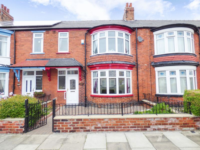 3 Bedrooms Terraced House for sale in Devonshire Road, Middlesbrough