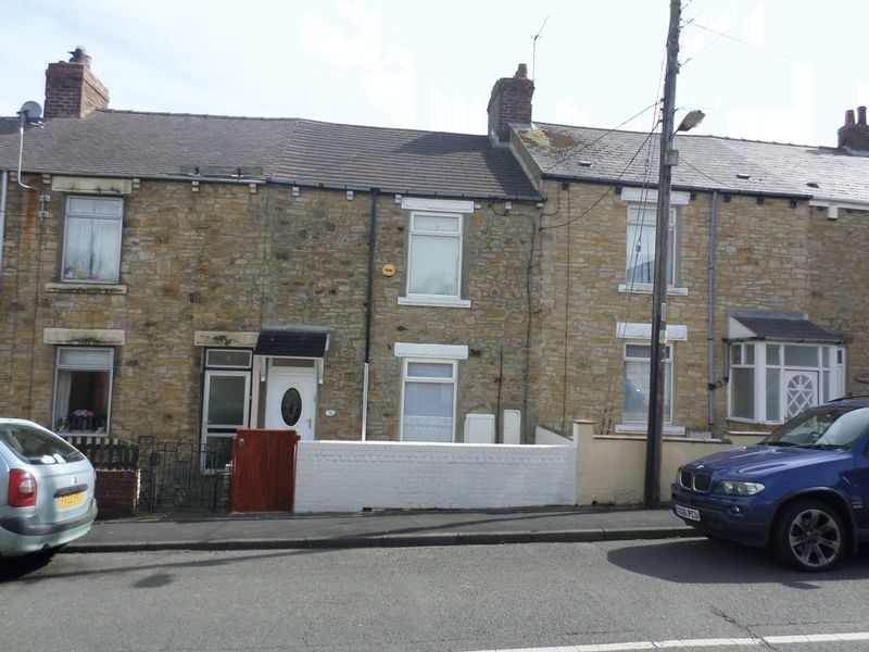 2 Bedrooms Terraced House for sale in Clowes Terrace, Stanley
