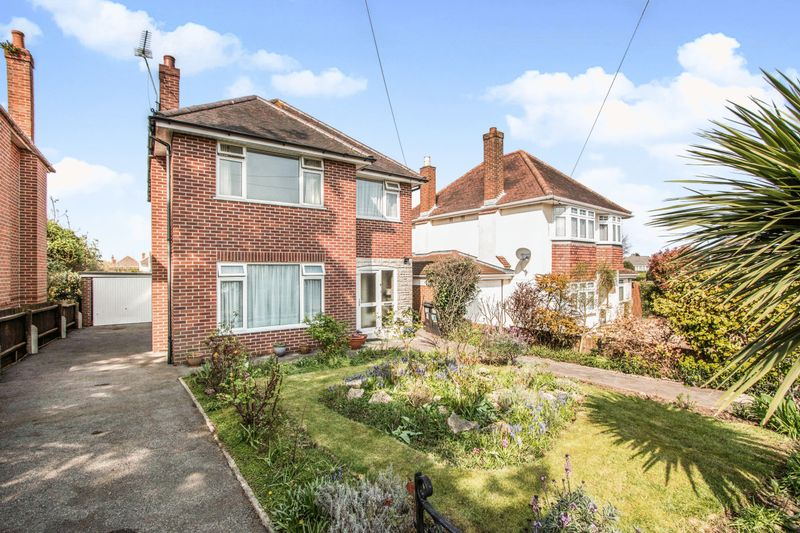 3 Bedrooms Property for sale in Mount Pleasant Drive, Bournemouth