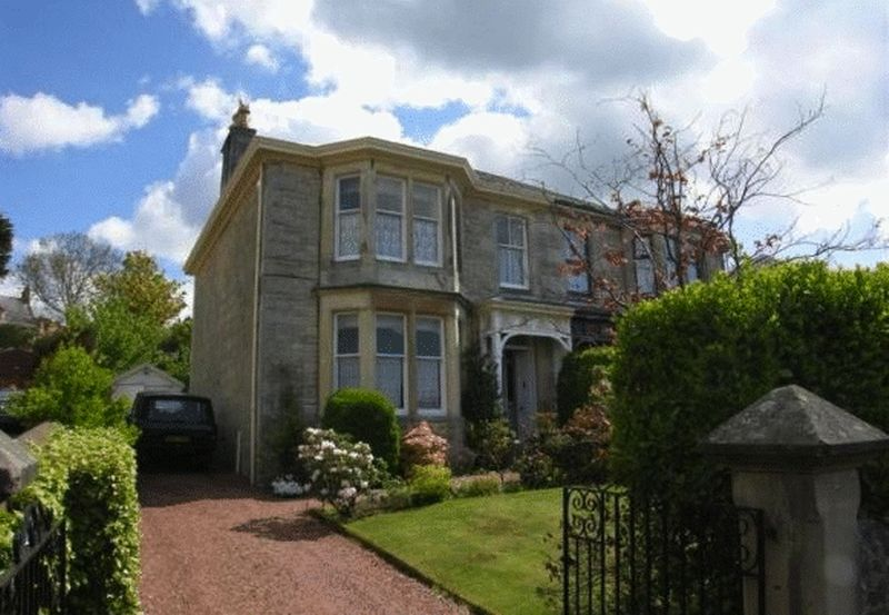 4 Bedrooms Semi Detached House for sale in Snowdon Terrace, West Kilbride