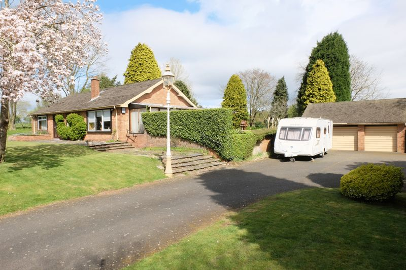 2 Bedrooms Detached Bungalow for sale in Summerway Lane, Torton DY11 7SE