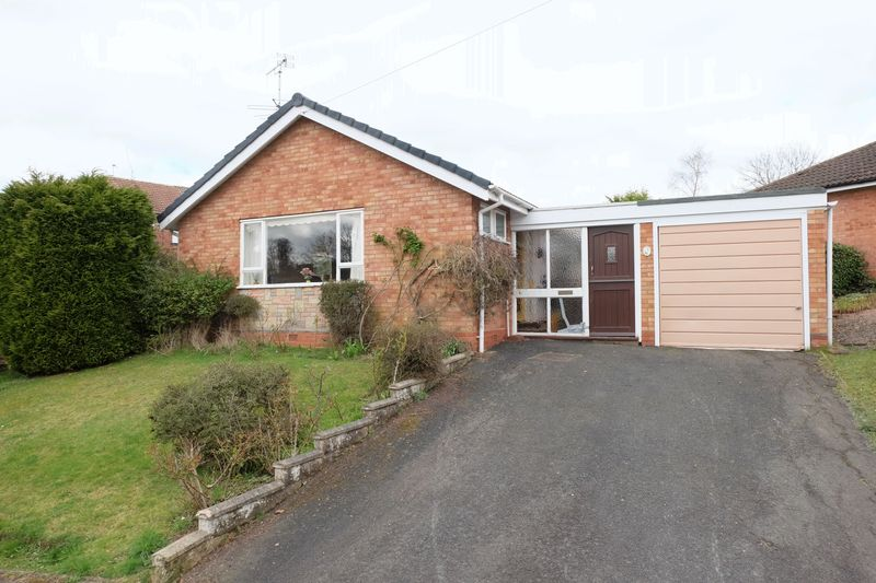 3 Bedrooms Detached Bungalow for sale in Bridge Road, Alveley, Bridgnorth WV15 6JN