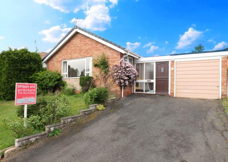 3 Bedrooms Detached Bungalow for sale in Bridge Road, Alveley, Bridgnorth WV15 6JN