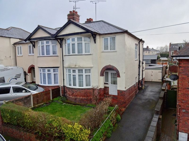 3 Bedrooms Semi Detached House for sale in Leswell Lane, Kidderminster DY10 1RN