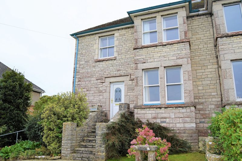 3 Bedrooms Semi Detached House for sale in High Street, Swanage