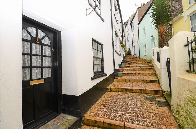 2 Bedrooms Terraced House for sale in TEMPERANCE PLACE BRIXHAM