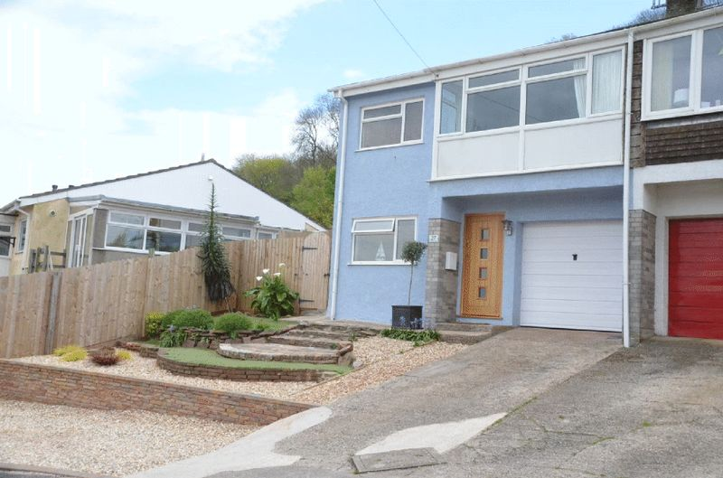 3 Bedrooms Semi Detached House for sale in OCEAN VIEW DRIVE, BRIXHAM