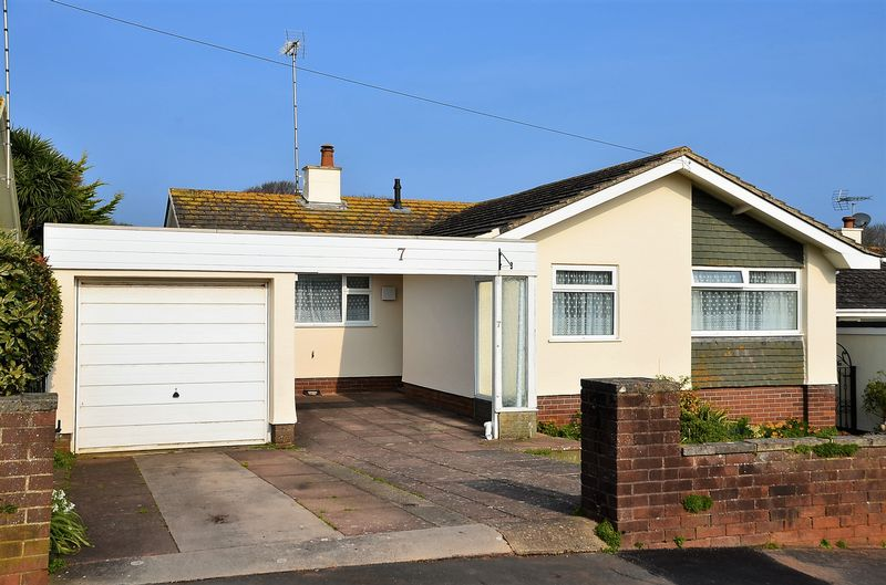 3 Bedrooms Bungalow for sale in WOLSTON CLOSE BRIXHAM