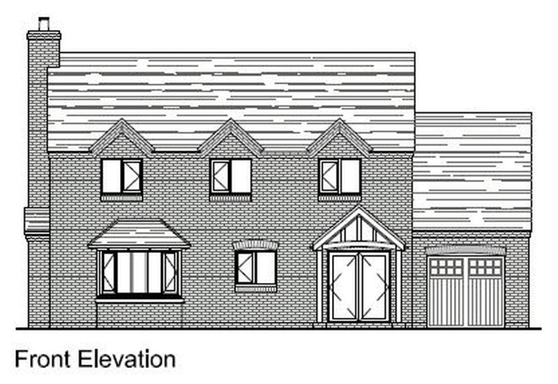 4 Bedrooms Detached House for sale in Ironbridge Rd, Broseley