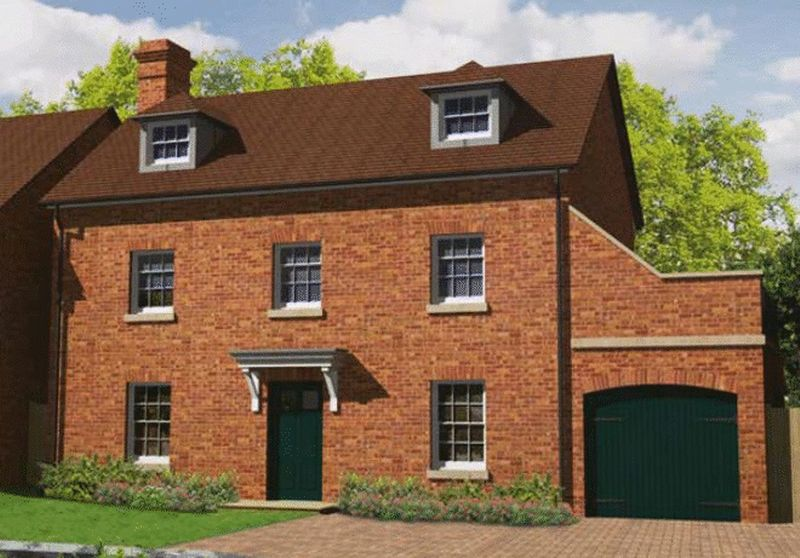 4 Bedrooms Detached House for sale in High Street, Coalport