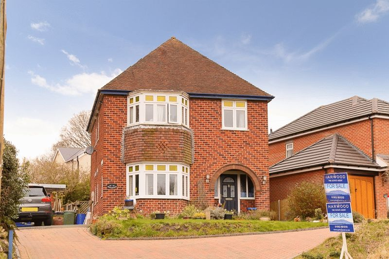3 Bedrooms Detached House for sale in Wivelsfield, Hamilton Road, Dawley, Telford, TF4 3NG
